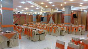 تالار نارنج_هتل پردیس