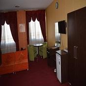 اتاق های هتل پردیس
