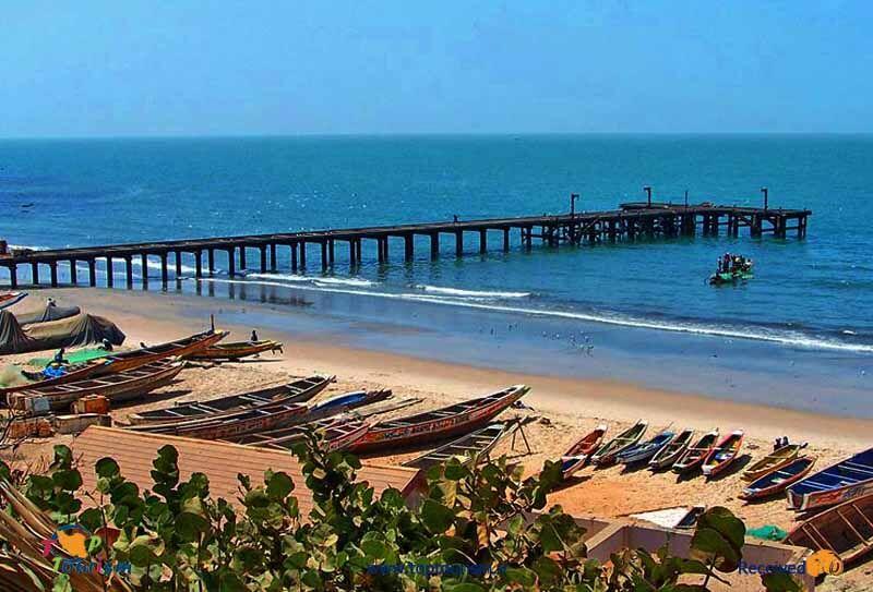 گامبیا-شمال-آفریقا-کوچکترین-کشور