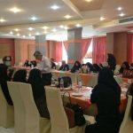 جلسه شبکه بهداشت