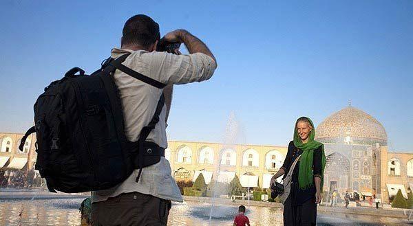 ورود-گردشگران-خارجی-به ایران-در-چند-ماه-گذشته-رشد-داشته-است